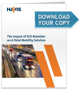 Download your copy of The Impact of ELD (Electronic Logging Device) Mandate on A Total Mobility Solution.