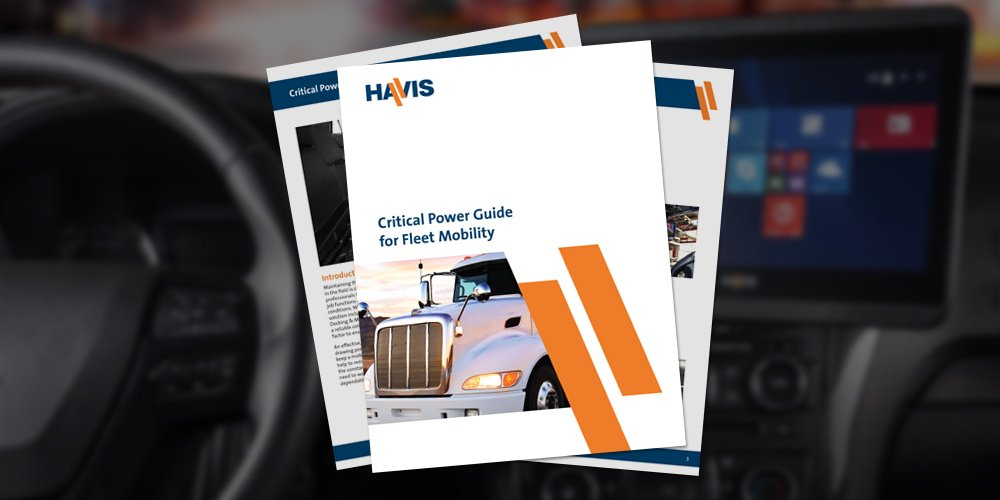 Havis Critical Power Guide for Fleet Mobility