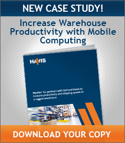 Increase Warehouse Productivity with Mobile Computing