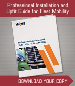 Professional Installation and Upfit Guide for Fleet Mobility